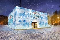 Weekender: Coors Light's Ice Bar