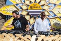 Corona to run international beach festivals