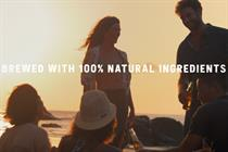 Corona plugs into power of nature in campaign focused on 100% natural ingredients