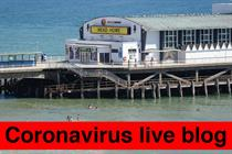 Coronavirus live blog: Rise in use of streaming platforms among 55-64s