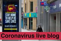 Coronavirus live blog: 28 March-3 April