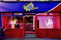 Event Showcase: Cadbury Creme Egg Cafe