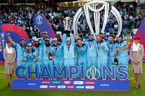 England's Cricket World Cup triumph draws TV peak of 8.3m for Channel 4 and Sky