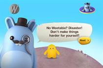Weetabix online game ruled to be exploitative of children