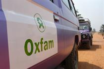 Oxfam Appoints Cheeze to digital account