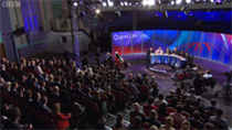 Troxy hosts BBC One's Question Time
