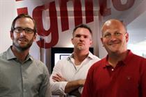 Q&A with Ignite's Paul Saville, Fred Porro and Cris Cicirello