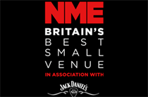 NME and JD Roots partner to find Britain's best small venue