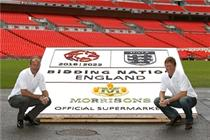 Morrisons takes on Fifa over England's failed World Cup bid