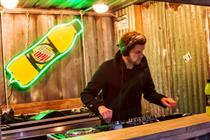 In pictures: ID creates experiential shack for Mountain Dew