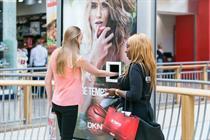 Inside DKNY's Be Tempted pop-up