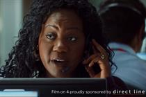 Direct Line signs up to sponsor Film on 4