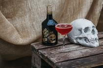 Cornish rum Dead Man's Fingers 'celebrates craniums' for London launch