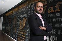 Dara Nasr determined to prove Twitter's advertising value