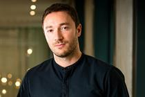 Gyro names David Curzon as London creative chief