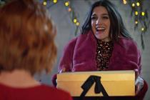 Debenhams enters Christmas fray with campaign spotlighting thoughtful givers