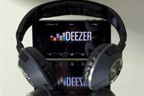 Music service Deezer hires Pd3 to challenge 'bland' marketing