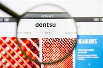 Dentsu plans to drop Aegis name