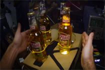 Heineken turns Desperados beer bottles into musical instruments in global campaign