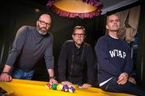 Johnny Fearless' Hughston opens creative agency Duke