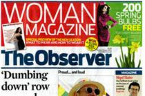 The Observer axes three of its monthly magazines