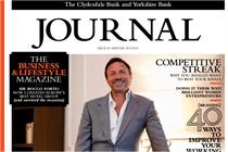 Clydesdale and Yorkshire Bank takes magazine to iPad