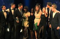 Video: Highlights from the Revolution Awards 2012