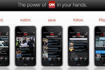 CNN launches interactive iPad app