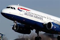 BA announces £10 fuel hikes for long haul flights