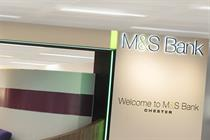 M&S Bank will struggle to 'dent' high street leaders, claim experts