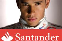 McLaren extends sponsorship deal with Santander