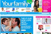 NSPCC suspends Your Family magazine