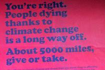 Oxfam's climate change ad escapes ban
