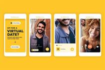 Two metres apart: dating apps adapt to social distancing