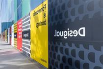 Desigual permanently flips logo in 'Forwards is boring' campaign