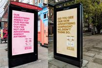 We're OK Hun: wine brand shifts from festivals to outdoor ads during lockdown