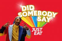 Why Just Eat waited five weeks to unleash its Snoop Dogg campaign