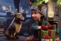 McDonald's channels John Lewis in cute Christmas ad