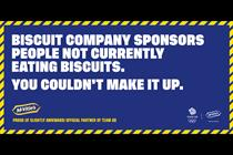 McVitie's embraces irony of sponsoring elite athletes in Team GB activity