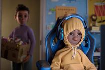 McDonald's celebrates Britain's inner child with festive spot