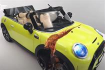 Mini enlists eight creators to unveil new cars