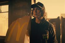 McDonald's launches blockbuster-inspired idents for ITV film sponsorship