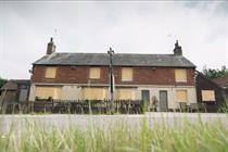 Britain's Beer Alliance cuts film short to highlight demise of pubs