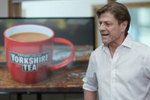 Yorkshire Tea puts Sean Bean and Dynamo to work in latest campaign