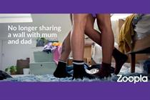 Zoopla unveils new brand positioning in debut Lucky Generals campaign