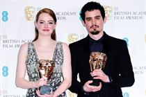 EE has red-carpet moment at the Baftas