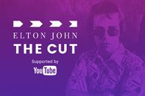 Elton John launches music video competition with YouTube