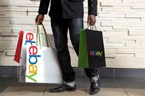 EBay reviews European media agencies