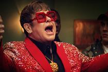 Snickers aims for youth appeal with Elton John 'rap battle' ad