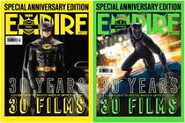 Empire to publish 30 covers celebrating three decades of seminal films